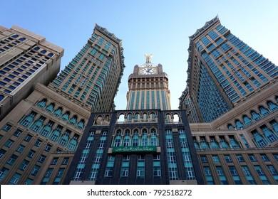 Zamzam Tower Images Stock Photos Vectors Shutterstock