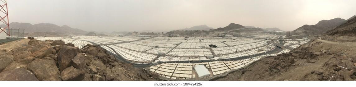 Mecca Saudi Arabia Mina (2017)