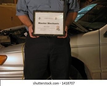 Mechanic Award