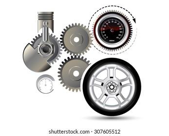 mechanic concept