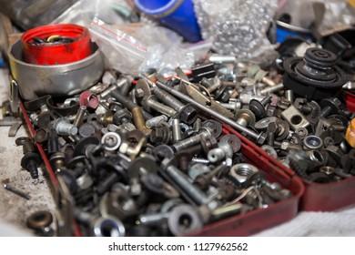 mechanic shop tools