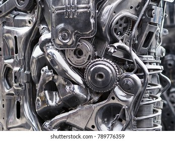 Mechanical concept  about parts of cars