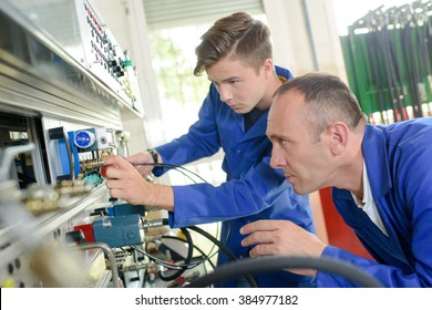mechanical engineering apprentice