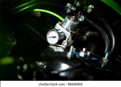 mechanical vehicle compressor