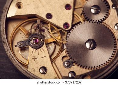 Mechanism gears