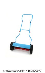 Mechnical lawn mower
