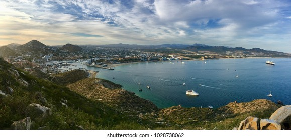 Medano Bay View At Los Cabos. Baja California Sur Mexico