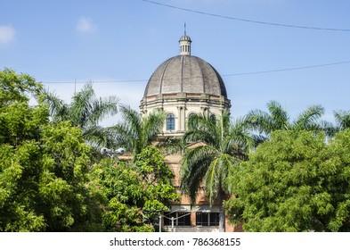 Medellin church colombia
