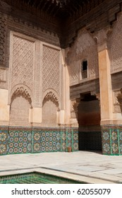 Medersa Ben Yousef, Marrakech, Morocco