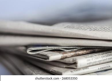Media, desk, man.