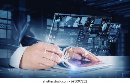 Media technologies for business . Mixed media