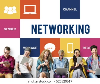 Media Technology Online Digital Networking
