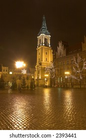 The mediaeval town, birthplace of Nicolaus Copernicus, is listed among the UNESCO World Heritage Sites.