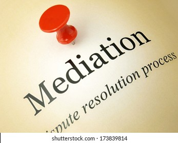 Mediation and arbitration law