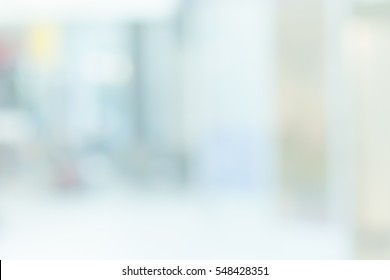 MEDICAL BLURRED BACKGROUND, DEFOCUSED MODERN INTERIOR