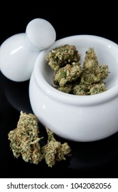 Medical cannabis buds
