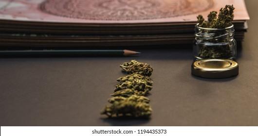 Cannabis Book Images Stock Photos Vectors Shutterstock