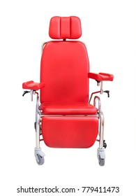 Medical chair isolated