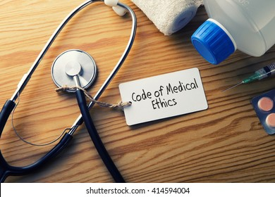 Medical Concept-Code of medical ethics