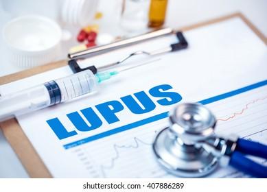 medical concept:LUPUS