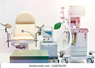 Medical equipment for gynecological examination