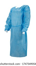 Medical gowns are hospital gowns worn by medical professionals as personal protective equipment (PPE) in order to provide a barrier between patient and professional.