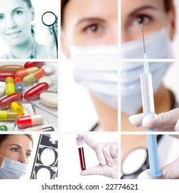 Medical / Healthcare Concept
