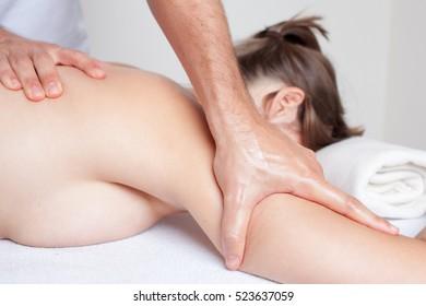 medical massage treatment