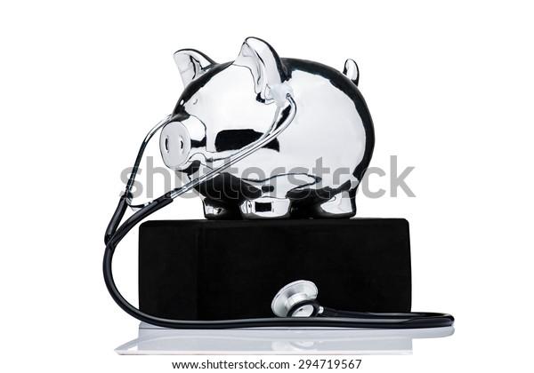 Medical piggy bank
