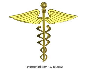 Medical Symbol - 3D