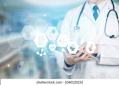 Medical technology or medical network