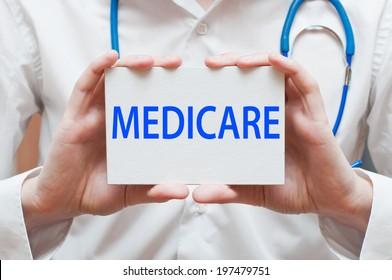 Medicare - Medical Doctor Shows Information