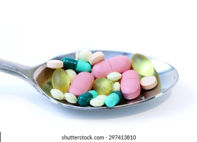 Medication in a Spoon
