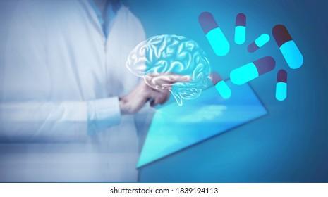 medicinal pills to improve michelin brain