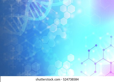 Medicine abstract background