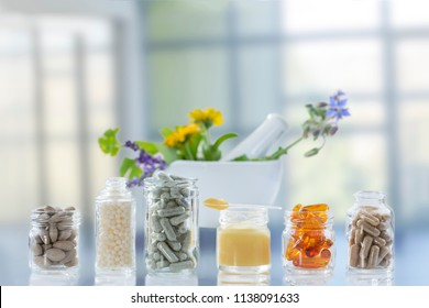 Medicine, Healthcare, Pharmaceuticals Food supplements and homeopathy