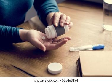 Medicine Sickness Healing Addiction