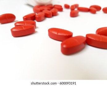 Medicine,Multivitamins. Isolate.