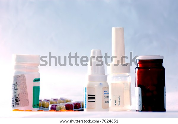 Medicines and drugs - health protection background