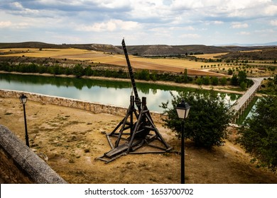 Medieval armament used in Maderuelo in the Middle Ages