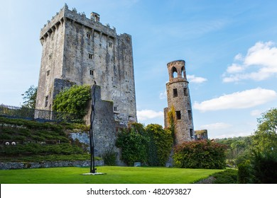 Medieval Blarney Castle in Co. Cork - Ireland