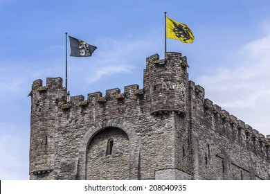 Castle Flags Images Stock Photos Vectors Shutterstock