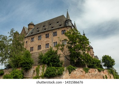 Medieval castle of Marburg an der Lahn, Hesse, Germany