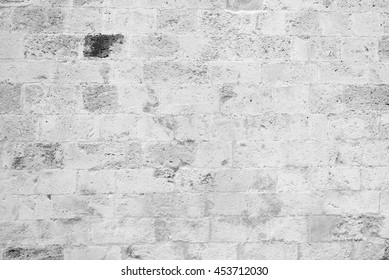 Medieval cathedral stone wall texture