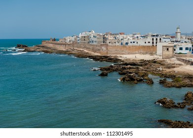 The medieval city of Essaouira in Morocco