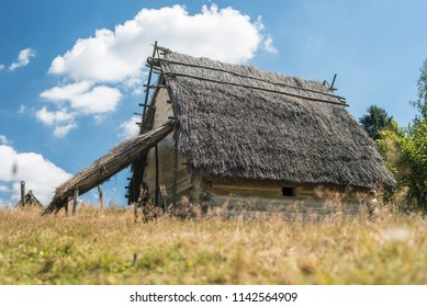 Medieval cottage in Czech republic