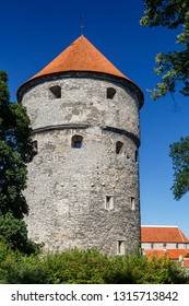 Medieval fortifications of Tallinn old town, Estonia