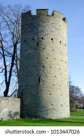 Medieval Fortified Tower