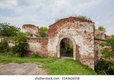 Medieval Fortress Fetislam on the banks of the Danube at the entrance to the town of Kladovo, eastern Serbia