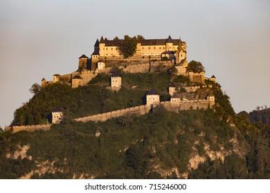 Medieval Hochosterwitz Castle,Carinthia,Austria